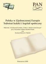 Polska w Zjednoczonej Europie: Substrat ludzki i kapitał społeczny